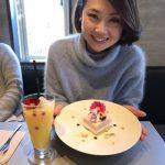 幻の米、雪ほたかや花スイーツを花に囲まれて食べる!花をとことん楽しむカフェ【花cafe】@前橋